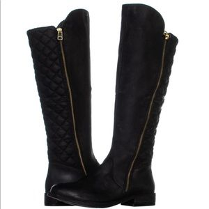 Steve Madden Quilted Boots